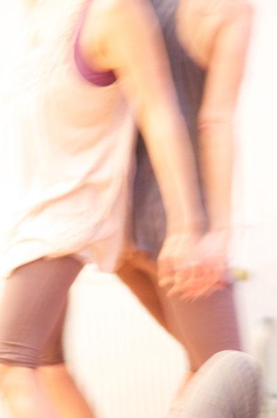 5 Rhythmen Tanzende Menschen