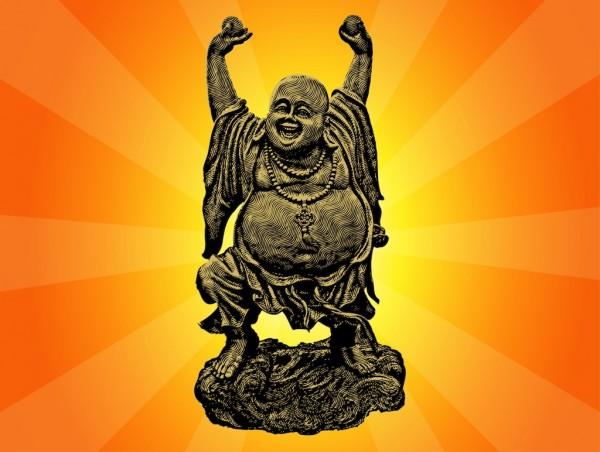 Dancing Shining Buddha